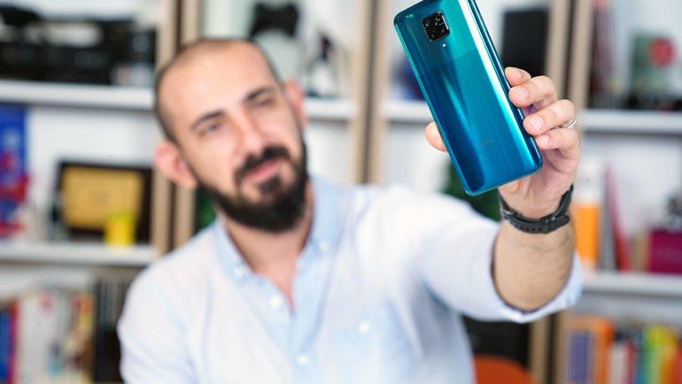 Herkesin Merak Ettiği Telefon Xiaomi Redmi Note 9 Pro'yu inceledik!