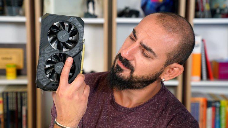 """""""Süper"""" Bütçe Ekran Kartı: ASUS TUF GeForce GTX 1660 SUPER 6GB İnceleme"""