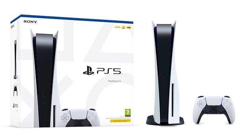 PlayStation 5 Piyasaya Çıktı!