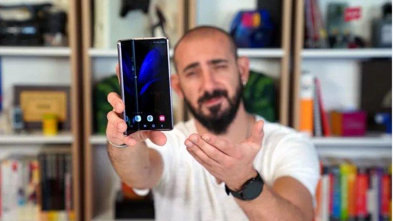 Samsung Galaxy Z Fold2 5G İnceleme