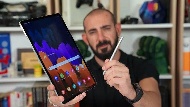 Samsung Galaxy Tab S7+ İnceleme