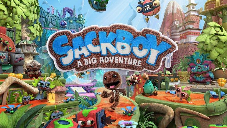 PlayStation 5'in Çıkış Oyunlarından Sackboy: A Big Adventure'ı İnceledik