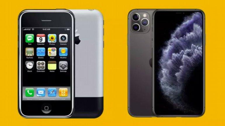 iPhone 1'den iPhone 12'ye Kadar Tüm iPhone Modelleri