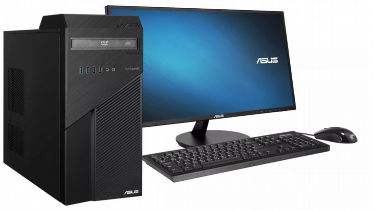 ASUS BUSINESS ExpertPC D5 Mini Tower D540MA
