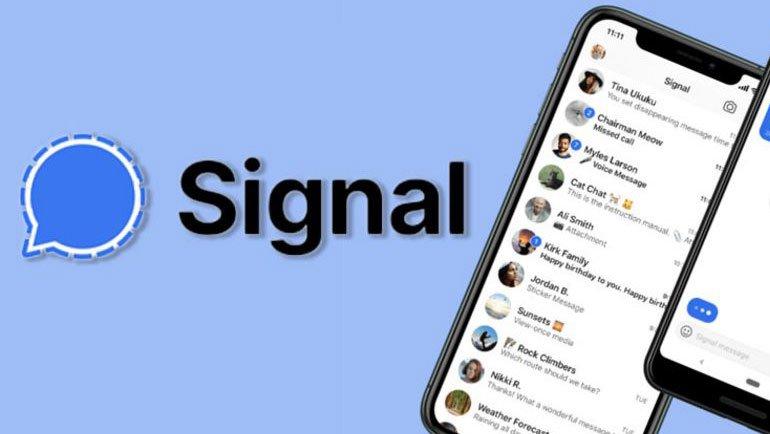 Signal Nedir? Signal Kimin, Kurucusu Kim, Ücretli mi? İşte Merak Edilenler