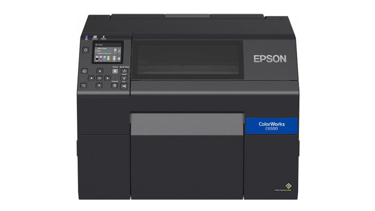 Kompakt Matbaa Makinesi: Epson ColorWorks CW-C6500 İnceleme