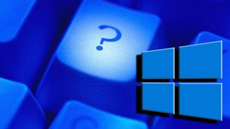 Windows'un Sır Perdesini Kaldırıyoruz: 6 Gizemli Windows Sorusu