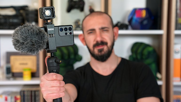 En İyi Vlogger Kiti: Rode Vlogger Kit İncelemesi