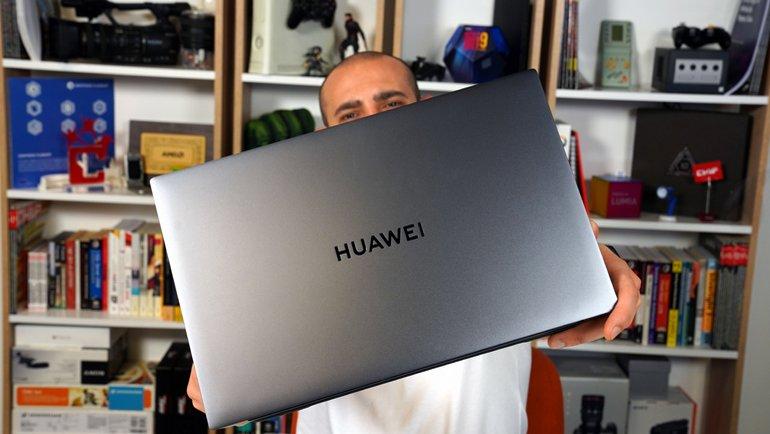 Huawei MateBook D16 İnceleme