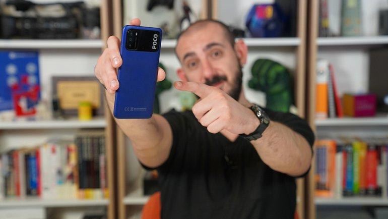 Bu Telefonun Pili Bitmiyor! POCO M3 İncelemesi