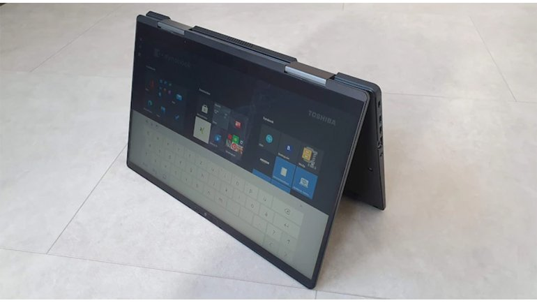 Ultra Hafif & Ultra Pahalı: Dynabook Portege X30W-J İncelemesi