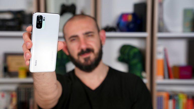 Xiaomi Redmi Note 10 İnceleme