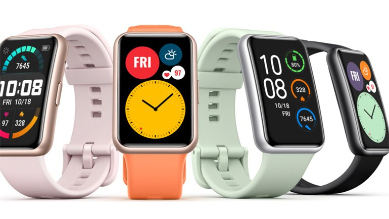 Huawei Watch Fit Elegant İnceleme