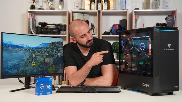 Excalibur E600 Masaüstü Bilgisayar İncelemesi
