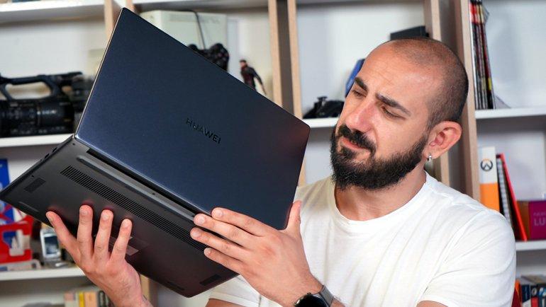 Huawei MateBook D15 (2021) İnceleme