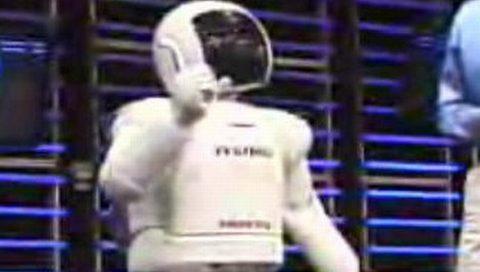 CES 2007'nin yıldızı: ASIMO