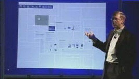 Microsoft Surface: Duvar uygulaması