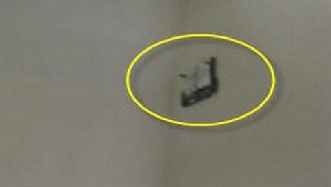 Duvara tırmanan robot yapıldı!