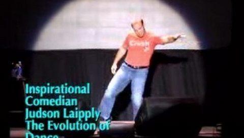 "YouTube'un devrik lideri ""Evolution of Dance"""