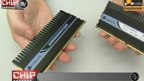 Corsair Dominator Twin2X2048 - DDR2 Bellek