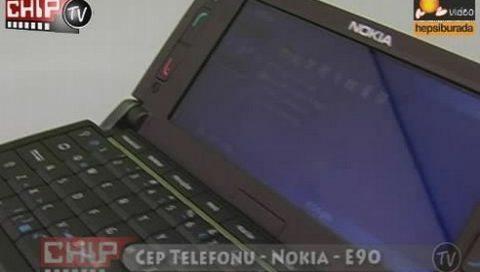Nokia E90 - Cep Telefonu