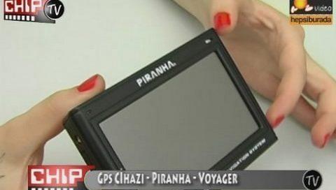 Piranha Voyager - GPS