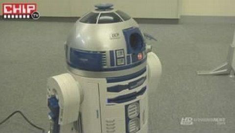 Star Wars hayranlarına özel bir projektör