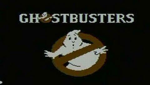 İlk Ghostbusters oyununun girişi