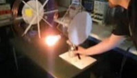 Kablosuz elektrikle uzaktaki ampul nasıl yakılır?