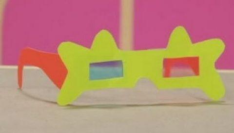 Kendi 3D gözlüğünü kendin yap (Alternatif 3)