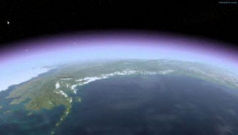 Uzaya çıkan ilk iPhone 4!