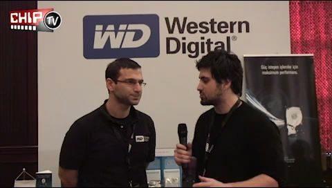 Western Digital'den Yeşil Diskler