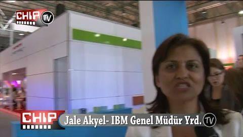 Cebit 2011 özel: IBM