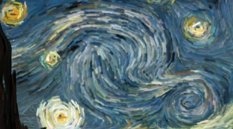 vincent van gogh starry night essay