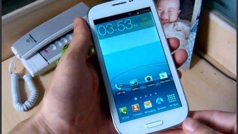 Galaxy S3 taklidi incelemede