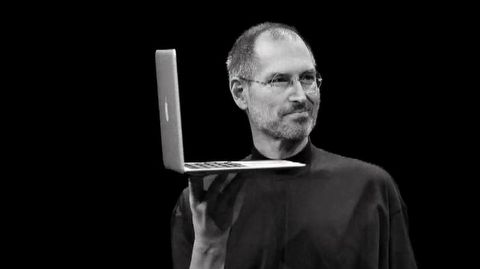 Apple'dan Steve Jobs'a özel!