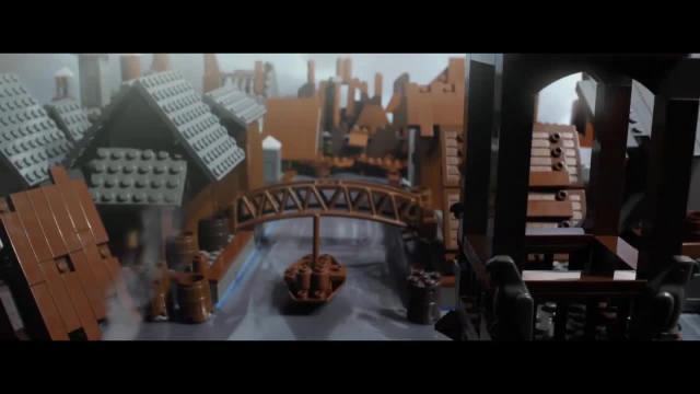 LEGO'dan Hobbit : DoS fragmanı
