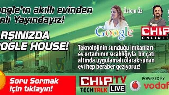 Google bir ev tasarlasa nasıl olurdu?