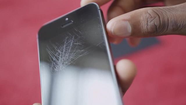 iPhone 6 ekranı ne kadar sağlam?