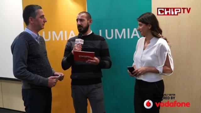 Yeni Lumia 735 ve 830'u Nokia ile konuştuk
