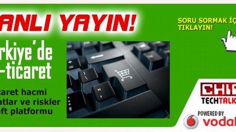 Türkiye'de e-ticaret'in geldiği nokta