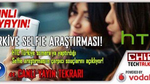 Türkiye'de bir ilk: Selfie araştırması