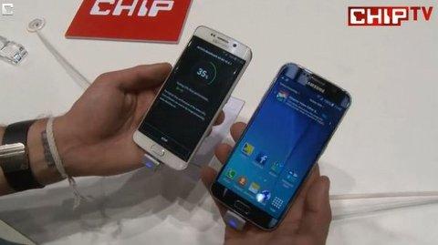 Samsung Galaxy S6 ve S6 Edge elimizde!