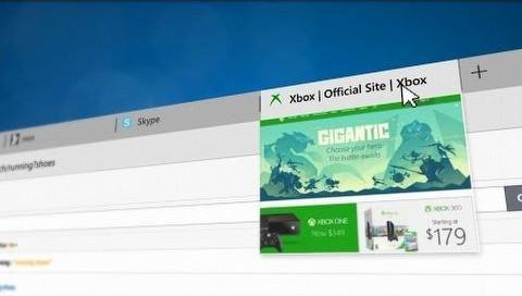 Spartan'ın yeni ismi Microsoft Edge Windows 10'da