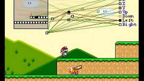 Mario World'ü sizden iyi oynayan yazılım!
