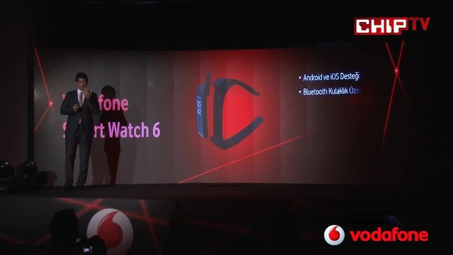 Vodafone Smart 6 Serisi Görücüye çıktı!