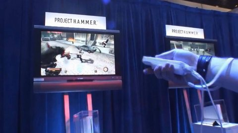 Project H.A.M.M.E.R'ın kötü kaderi!