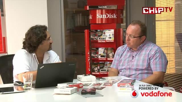 Sandisk Türkiye merkezinden canlı yayın!