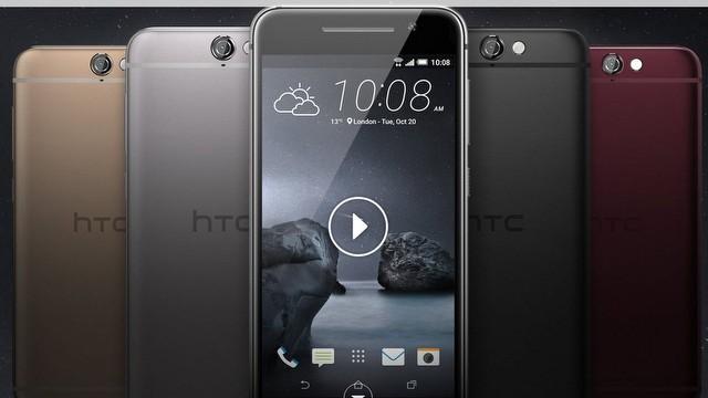 HTC One A9 lansmanından canlı yayın