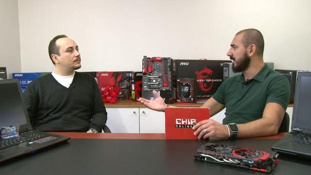 CHIPTV'de bu hafta MSI'dan canlı yayındaydık!